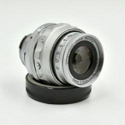 Leica Objectif M Elmar 90 mm f/4 - dvpb 2