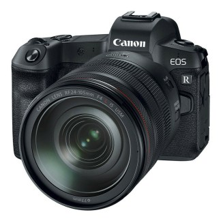 Canon EOS R 24-105 front