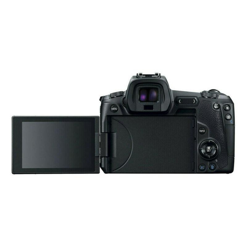 Canon EOS R écran orientable