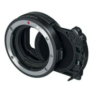 Canon EOS RF vers EF filtre C-PL
