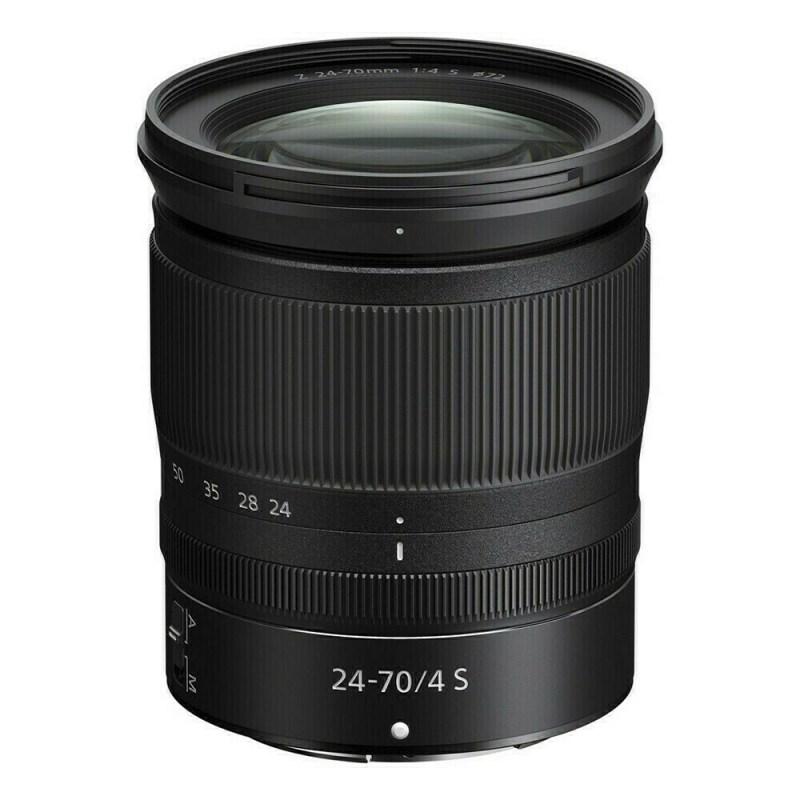 Nikon Z 24-70mm f/4