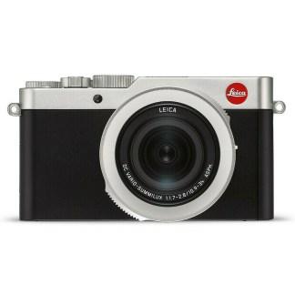 Leica D-Lux 7 - Silver - face