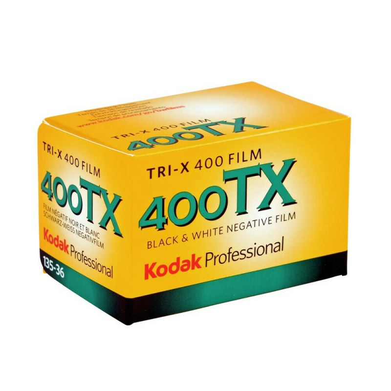 Kodak Tri X 400 135 36 Poses