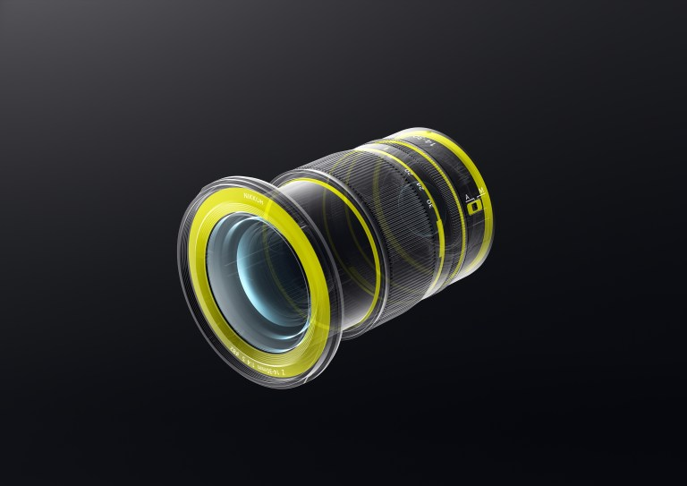 Nikon Z 14-30mm f/4 S - Construction