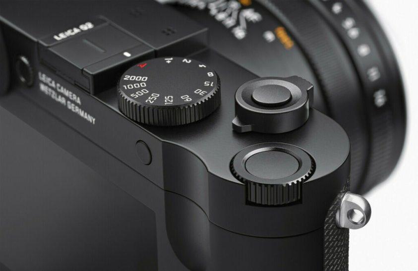 Leica Q2 nouveau bouton