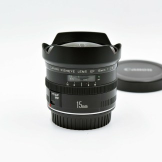 Canon EF 15 mm f/2.8 - 30677