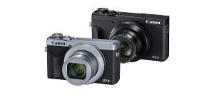 Canon PowerShot G5X Mark II et PowerShot G7X Mark III
