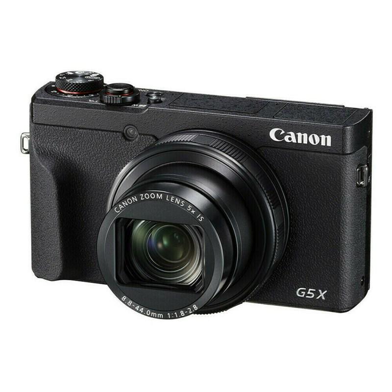 Canon PowerShot G5X mark II - face