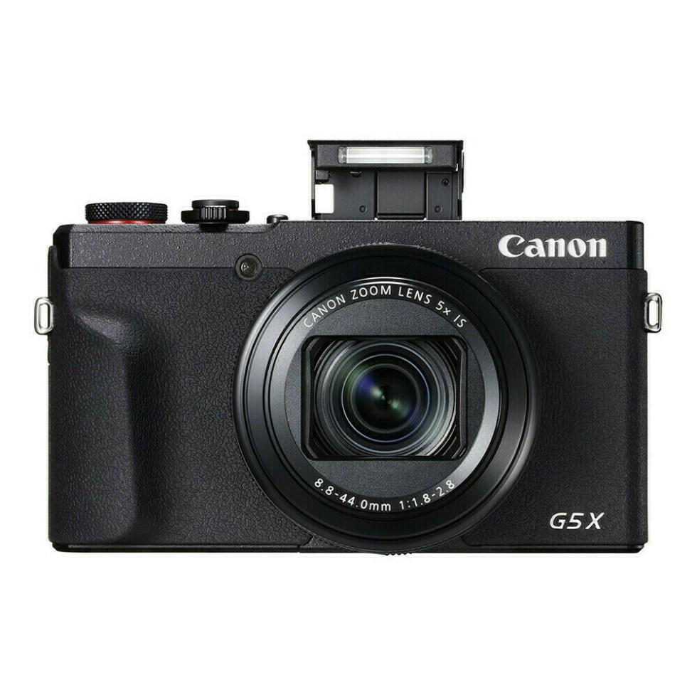 Canon PowerShot G5X mark II - Canon PowerShot G7X Mark III