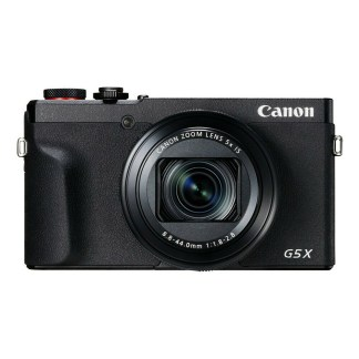 Canon PowerShot G5X mark II - face