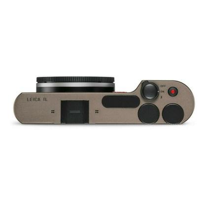 Leica TL Titane- Dessus