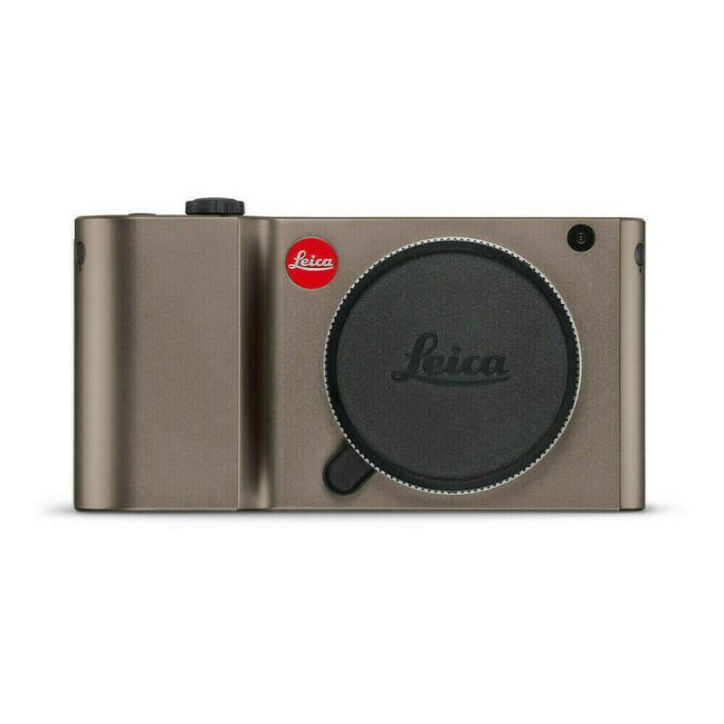 Leica TL Titane - Face