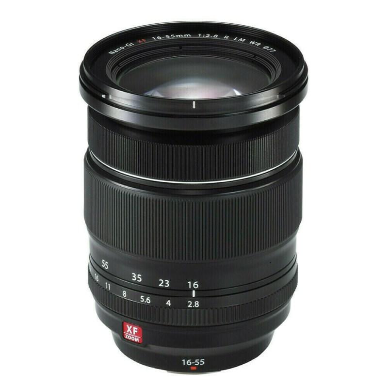 Fujifilm XF 16-55 mm f/2.8 R LM WR