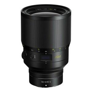 Nikkor Z 58 mm f/0.95 Noct