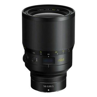 Nikkor Z 58mm f/0.95 Noct