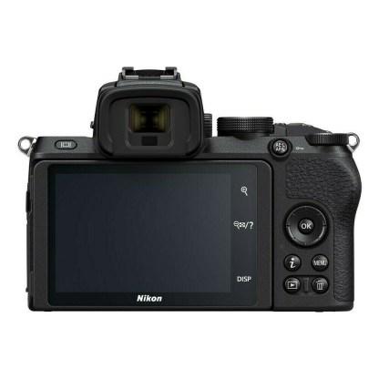 Nikon Z50 - Dos