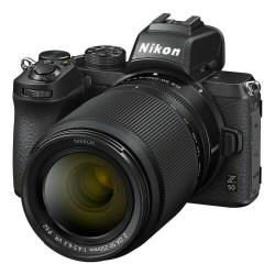Nikon Z50 + Z DX 50-250 - Face