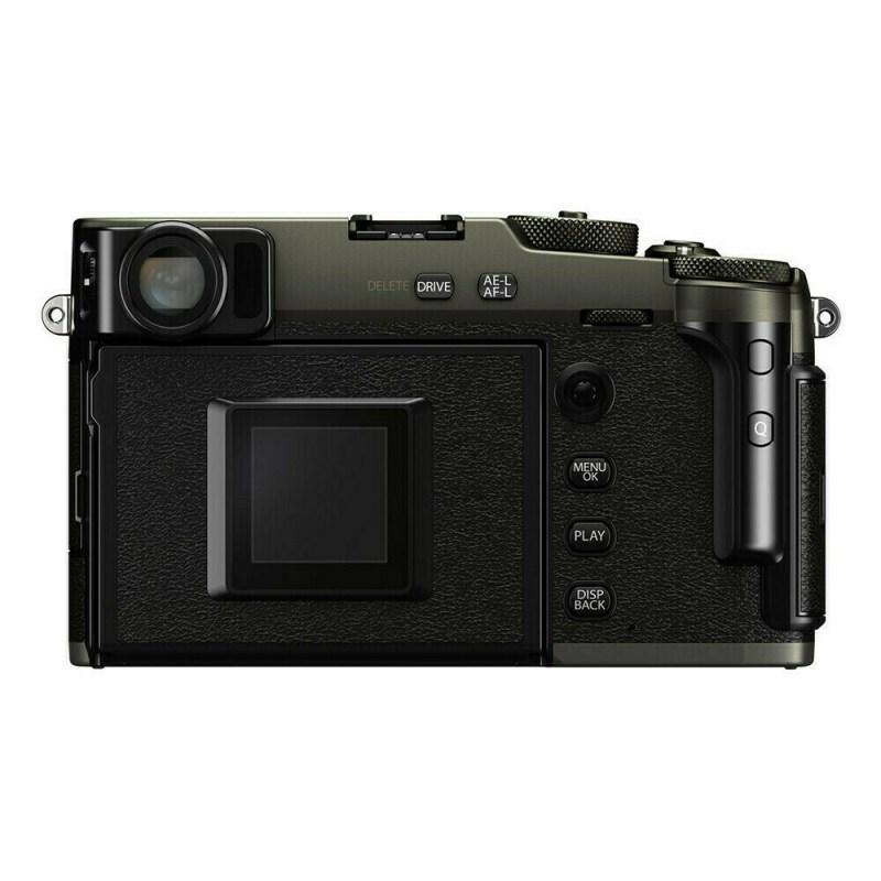 Fujifilm X Pro3 Dura Noir Dos