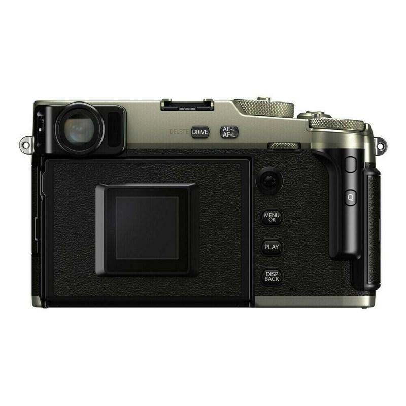 Fujifilm X Pro3 Dura Silver Dos