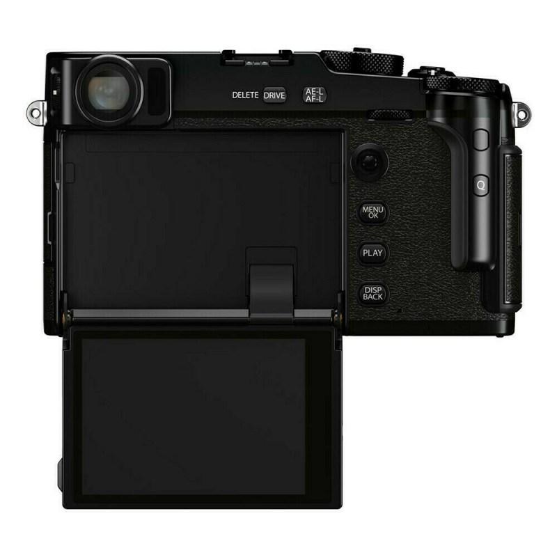 Fujifilm X Pro3 Noir Dos 2