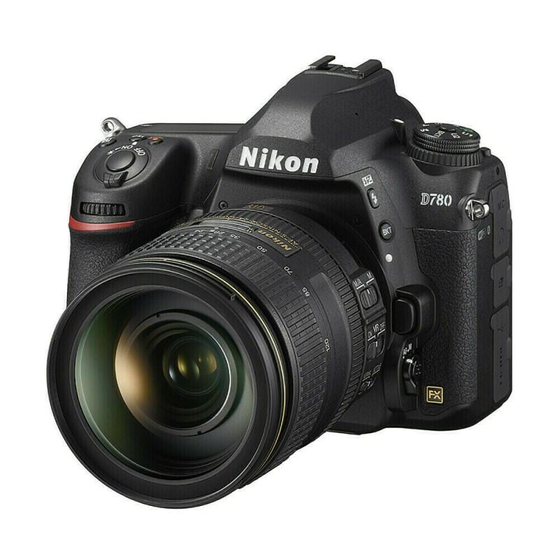 Nikon D780 + 24-120 mm - Face 2