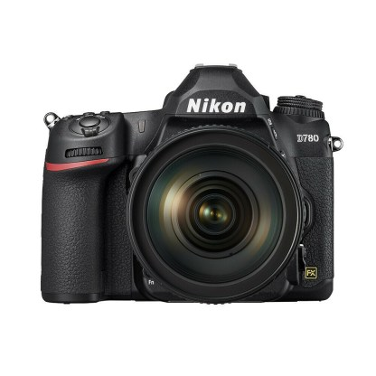 Nikon D780 + 24-120 mm - Face