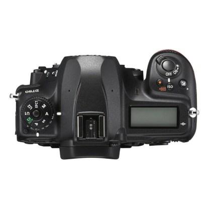 Nikon D780- Dessus