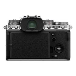 Fujifilm X-T4 - Argent - dos