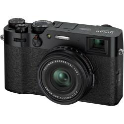 Fujifilm X100V - Noir - face 2