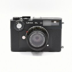 Leica CL + 40mm f/2 - 30979 Face