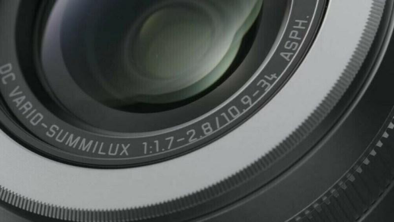 Objectif Leica D-Lux 7