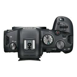 Canon EOS R6 - dessus