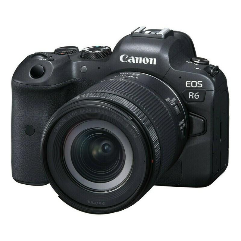 Canon EOS R6 + RF 24-105 f/4-7.1 2
