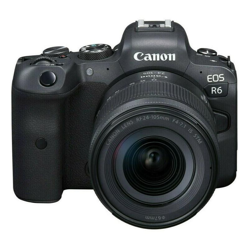 Canon EOS R6 + RF 24-105 f/4-7.1