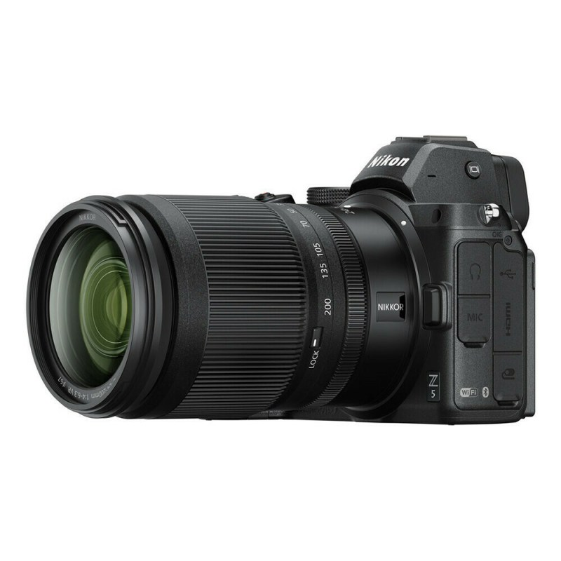 Nikon Z5 + Z 24-200 VR