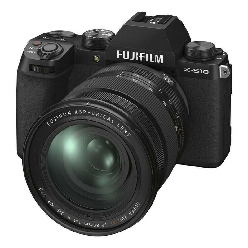 Fujifilm X-S10 + XF 16-80 Noir 1