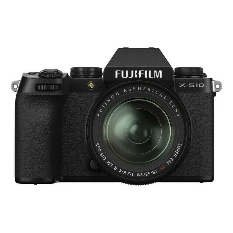 Fujifilm X-S10 + XF 18-55 Noir 2