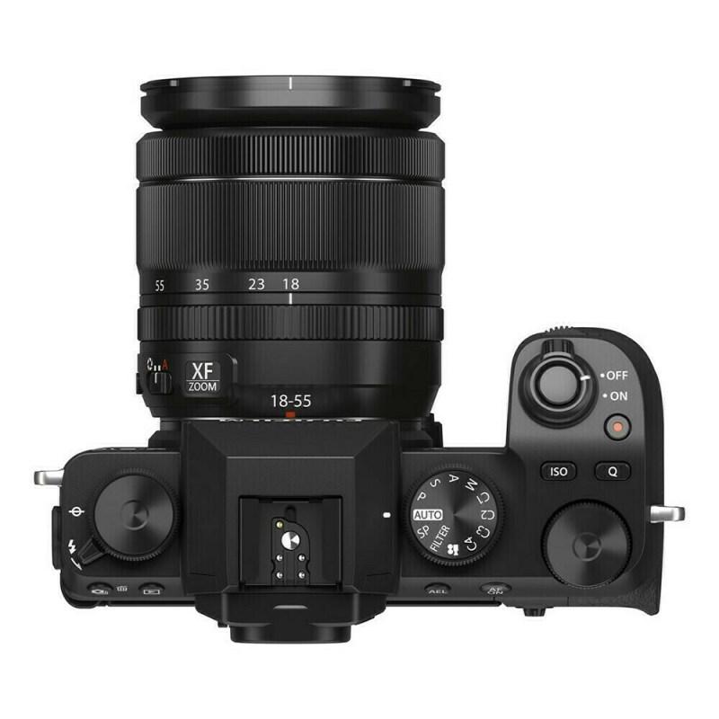 Fujifilm X-S10 + XF 18-55 Noir 3