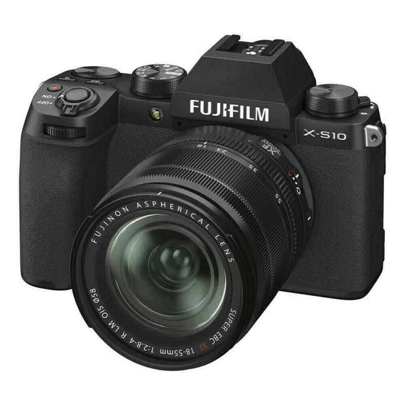 Fujifilm X-S10 + XF 18-55 Noir 4