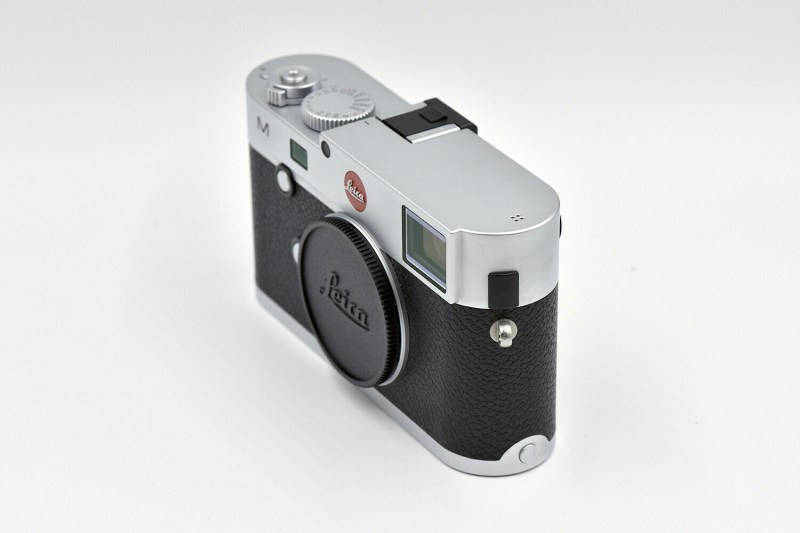 Leica M 240 chrome - 5