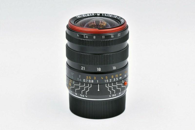 Leica M Tri-Elmar 16-18-21 f/4 - 31305 - 2