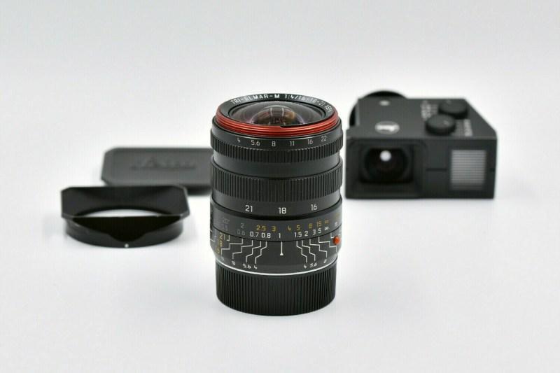 Leica M Tri-Elmar 16-18-21 f/4 - 31305 - 4