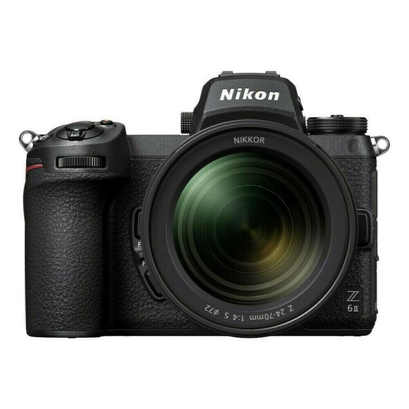 Nikon Z6 II + Z 24-70 mm f/4 1
