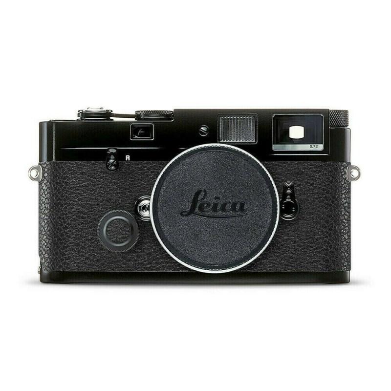 Leica MP Laque Noir - 10302 2
