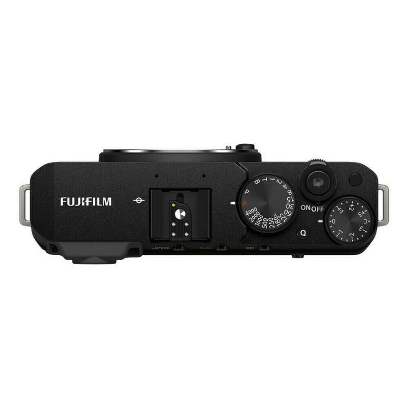 Fujifilm X-E4 Noir - 1