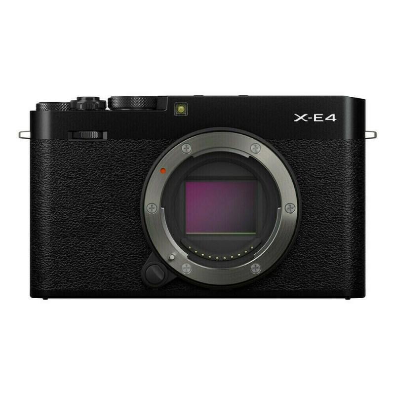 Fujifilm X-E4 Noir - 3