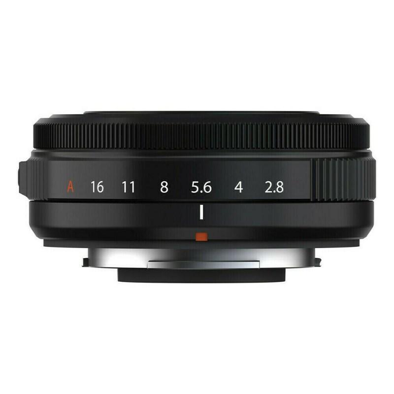 Fujifilm XF 27 mm f/2.8 R WR - Noir 2