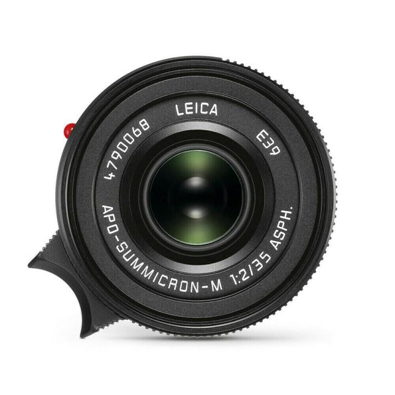 Leica APO-Summicron M 35 mm f/2 Asph. Noir - 11699 2