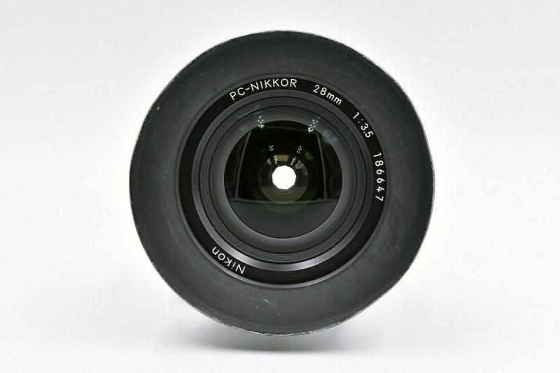 Nikon PC 28 mm f 3-5 - 31477 2