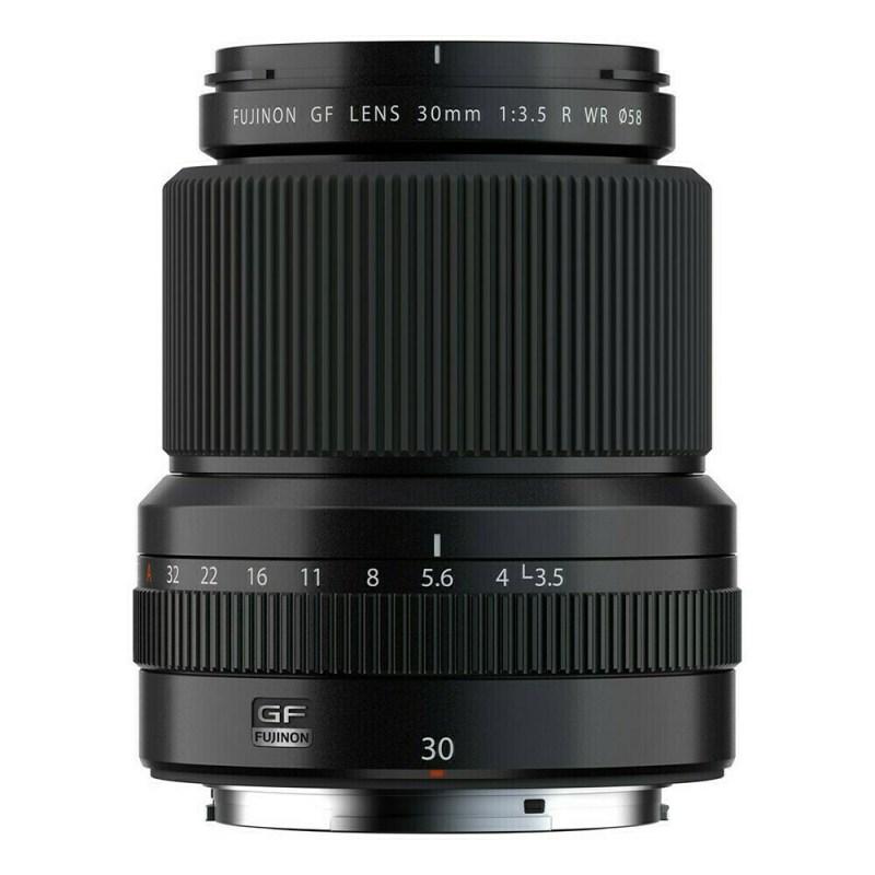Fujifilm GF 30 mm f/3.5 R WR 1
